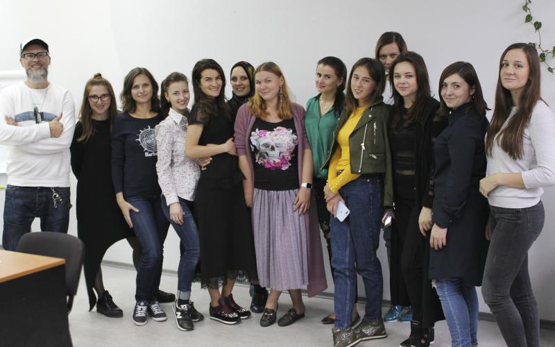 Fashion startup: как прошел трехдневный интенсив с Дарьей Ядерной