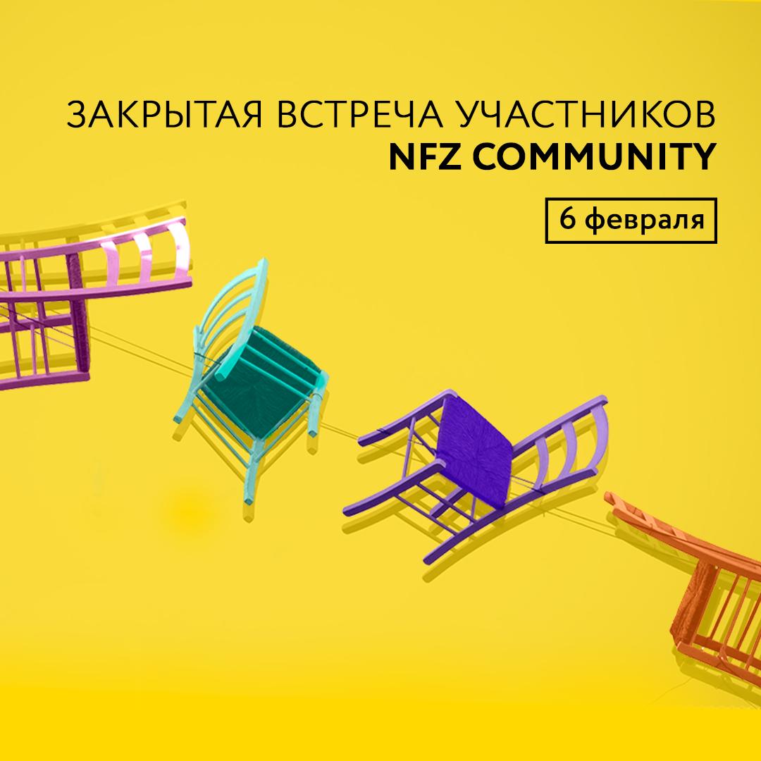 Встреча участников NFZ Community