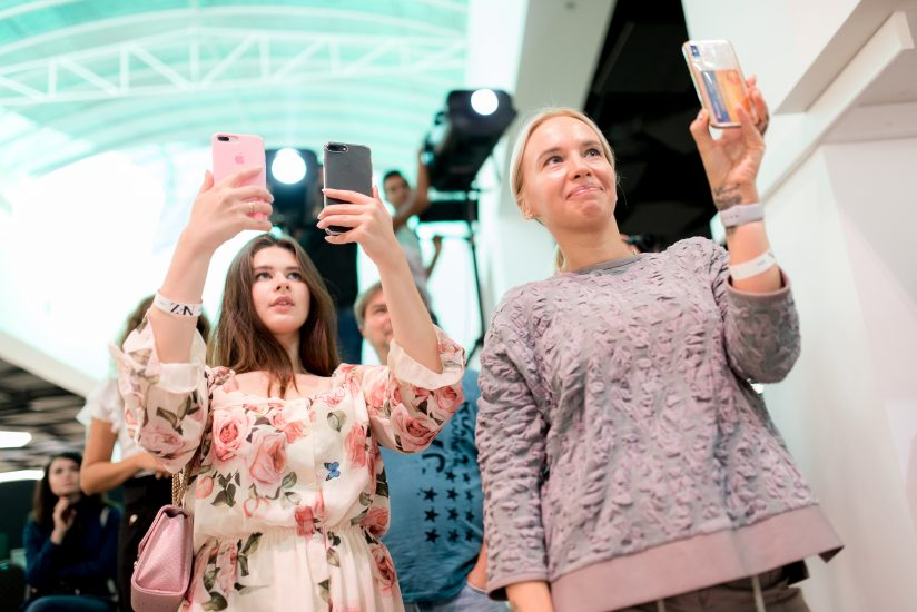 Конкурса молодых дизайнеров одежды New Fashion Zone