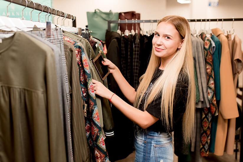 NFZ market. Конкурс молодых дизайнеров одежды New Fashion Zone