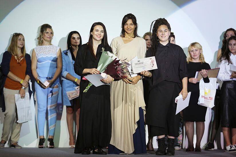 Финалисты. Конкурс молодых дизайнеров одежды New Fashion Zone
